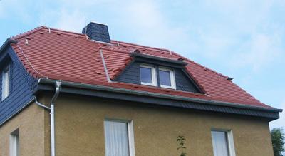 Engobierte dachziegel nachteile